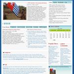 BubblePapua WordPress Theme